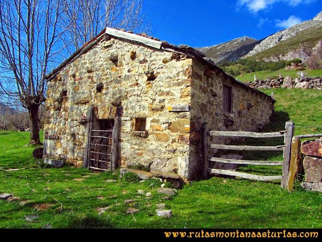 Ruta Retriñon: zona de Ordaliegas, donde existe una fuente