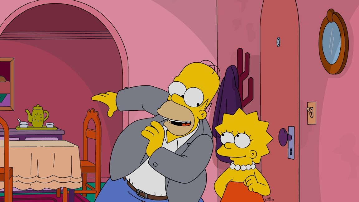The Simpsons - Season 27 Episode 7: Lisa with an 'S'