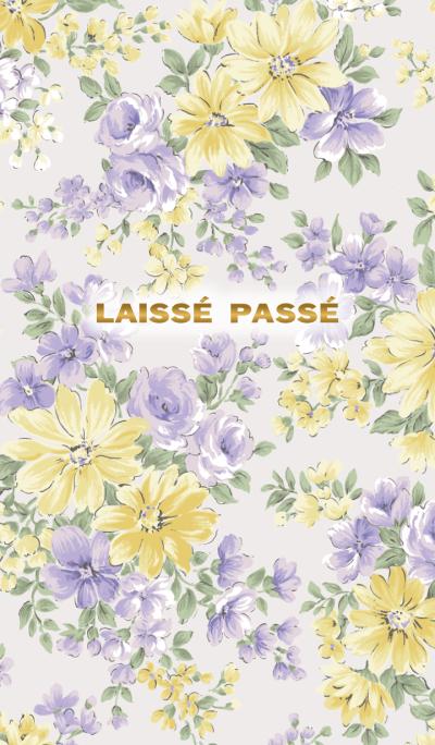 LAISSE PASSE-Beauty Fleure-