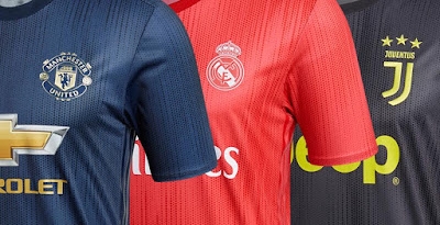 Real Madrid Kits - leaked soccer 535b26c72