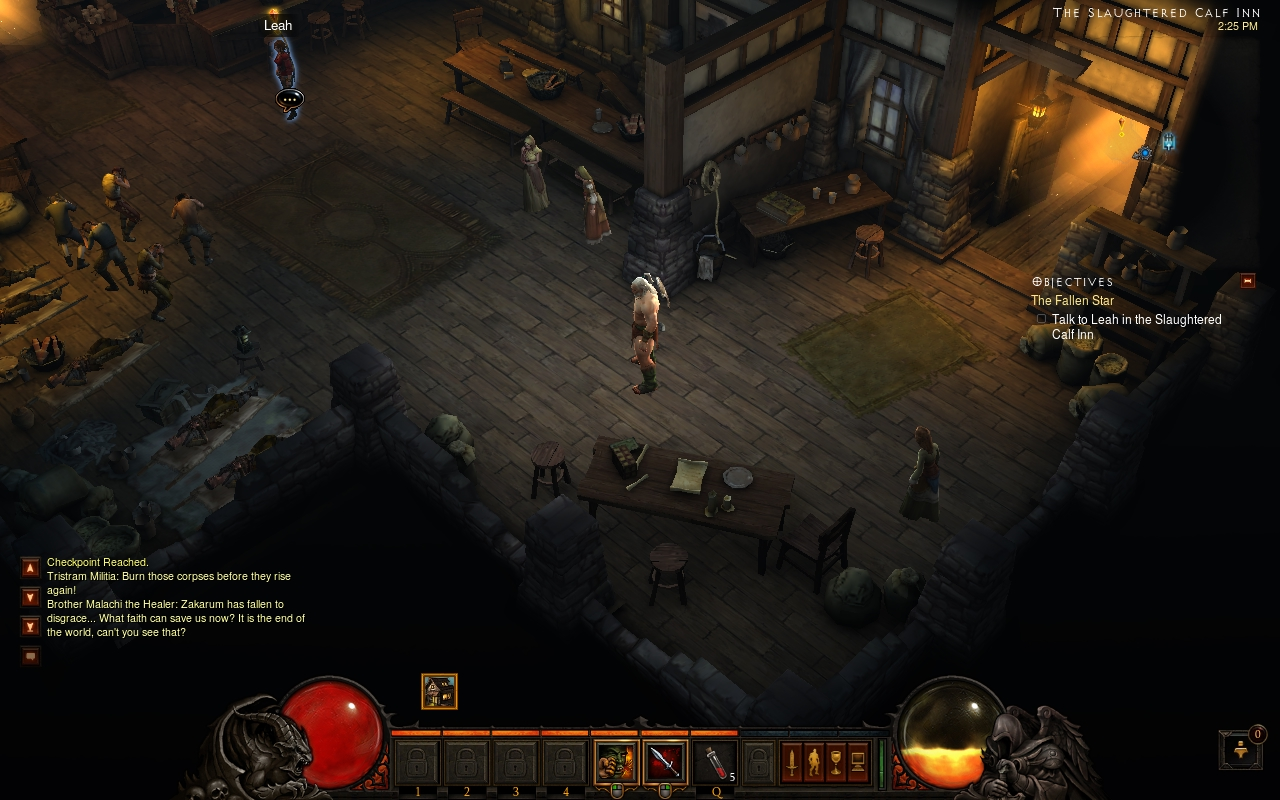 Diablo 3 Quests And Guides Where Is Leah In New Tristram Diablo 3