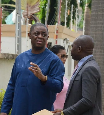 fani kayode detained efcc office
