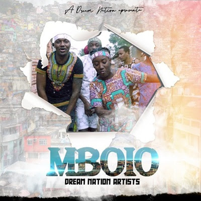 Dream Nation Artists - Mboio
