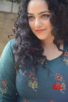 Nithya Menon promotes her latest movie in Green Tight Dress ~  Exclusive Galleries 013.jpg
