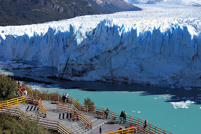 Los Glaciares National Park in Patagonia Argentina