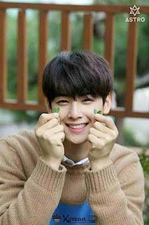 Foto Cute Cha Eun Woo ASTRO