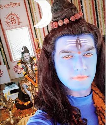Mohsin Khan turns Lord Shiva again for Star Plus' Yeh Rishta Kya Kehlata Hai