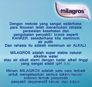 manfaat milagros