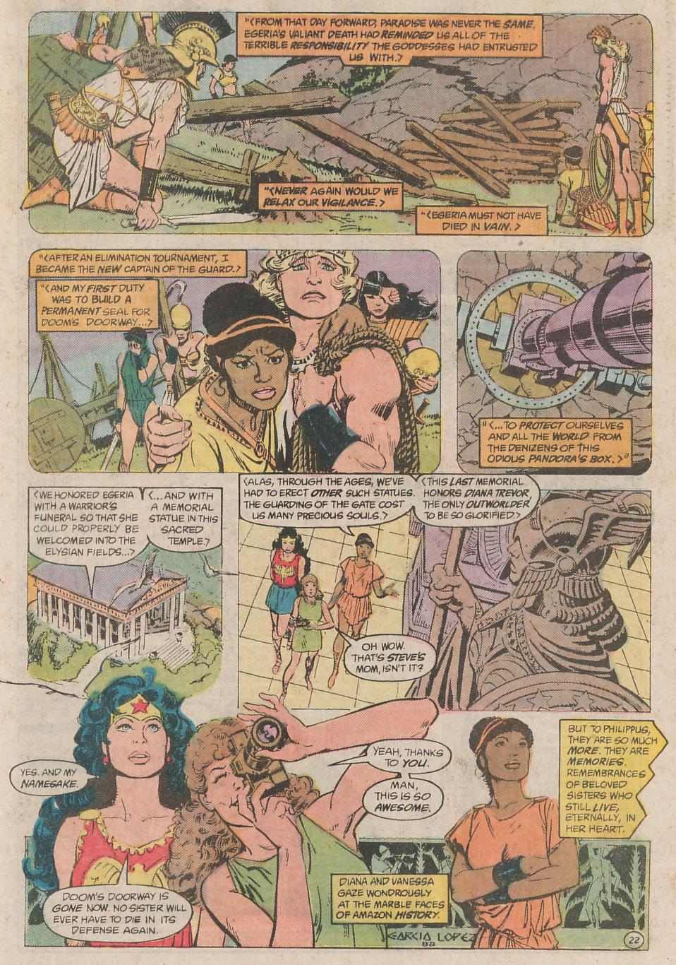 Read online Wonder Woman (1987) comic -  Issue # Annual 1 - 23