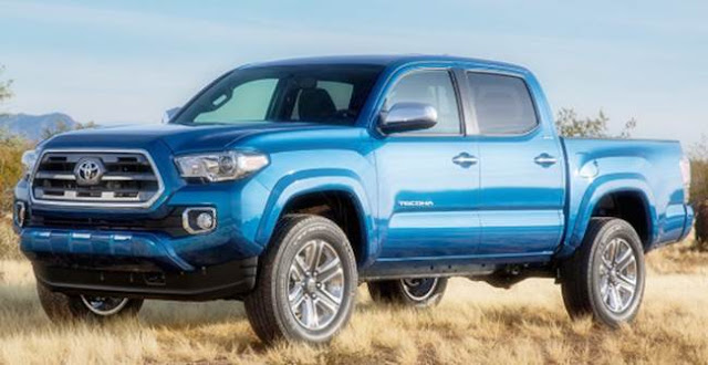 2018 Toyota Tacoma Diesel Redesign