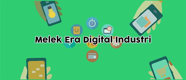 Melek Era Industri Digital Kreatif Yang Semakin Meluas Di Indonesia