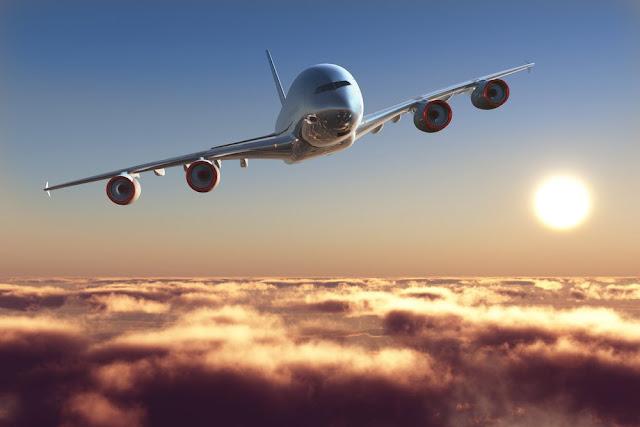 Tempo de avião até a França
