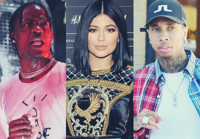 Travis Scott is Suspecting Kylie Jenner-she want to earn money for tyga using him