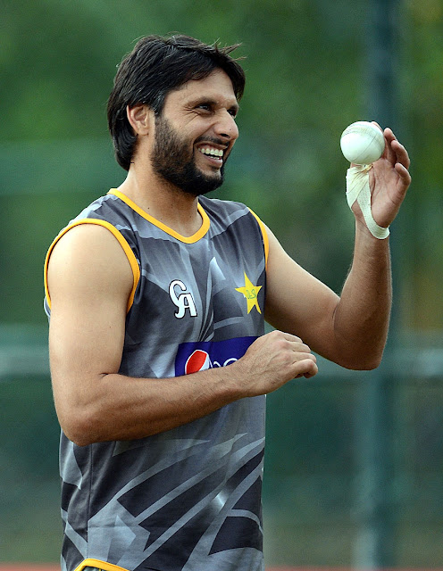 Shahid Afridi HD Wallpapers & Pictures, Images