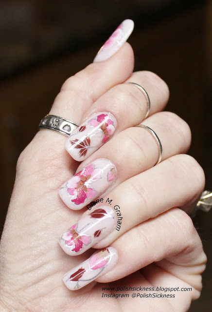 Julep Janie, Ali Express nail foil