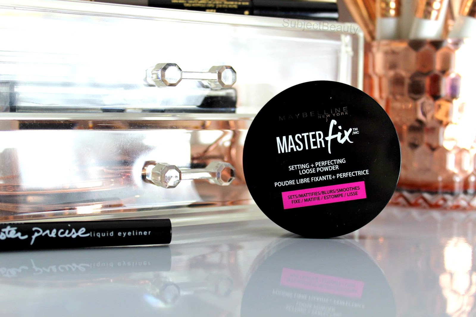 Master Fixer Maybelline Powder 5 makeup Bag Picks