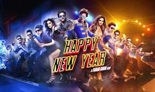 Happy New Year (2014) Telugu - Hindi Download Dual Audio 500mb Bluray