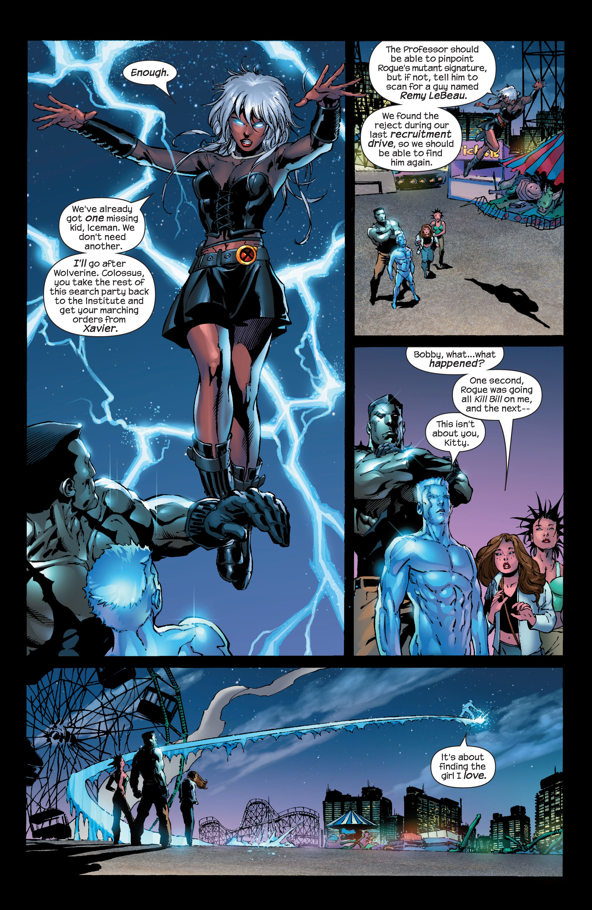 Read online Ultimate X-Men comic -  Issue #51 - 7