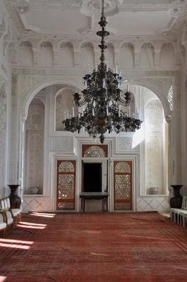 bukhara uzbekistan tours, summer palace bukhara, uzbek textile tours