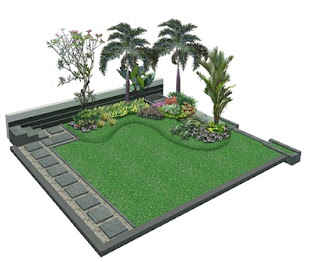 Desain Taman Surabaya - tukngtamansurabaya 60