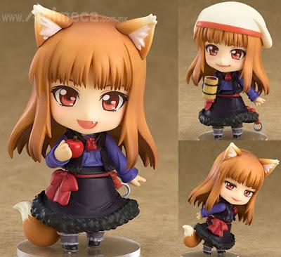 Figura Holo Nendoroid Spice and Wolf