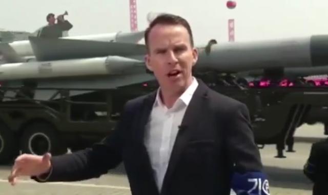 Se ríen de misiles de Corea del Norte y creen que son falsos