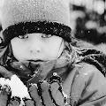 Winter time - fotografia dziecięca Łomianki, sesja zimowa