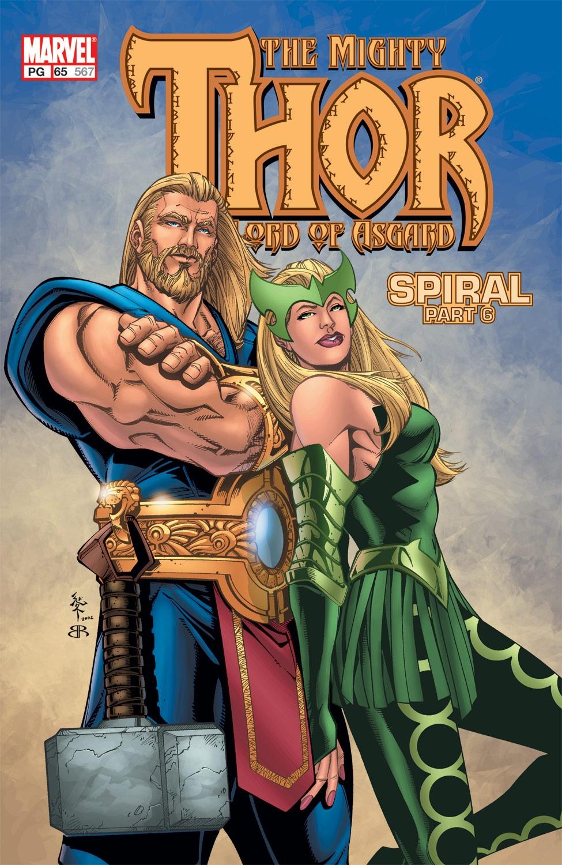 Thor (1998) Issue #65 #66 - English 1