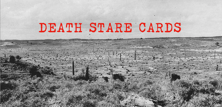 Death Stare Cards