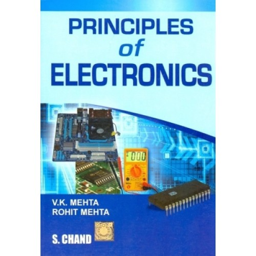 principles of electronics by v k mehta and rohit mehta pdf free