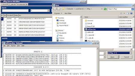 vPlug Server Tutorial Cara Ganti Daftar Key Tandberg