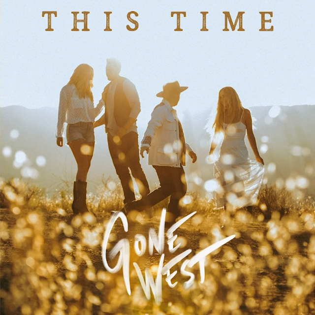 Live Music Television presents Gone West and the filmed live music video for an acoustic recording of their song titled This Time. Gone West is Colbie Caillat, Justin Young, Jason Reeves and Nelly Joy