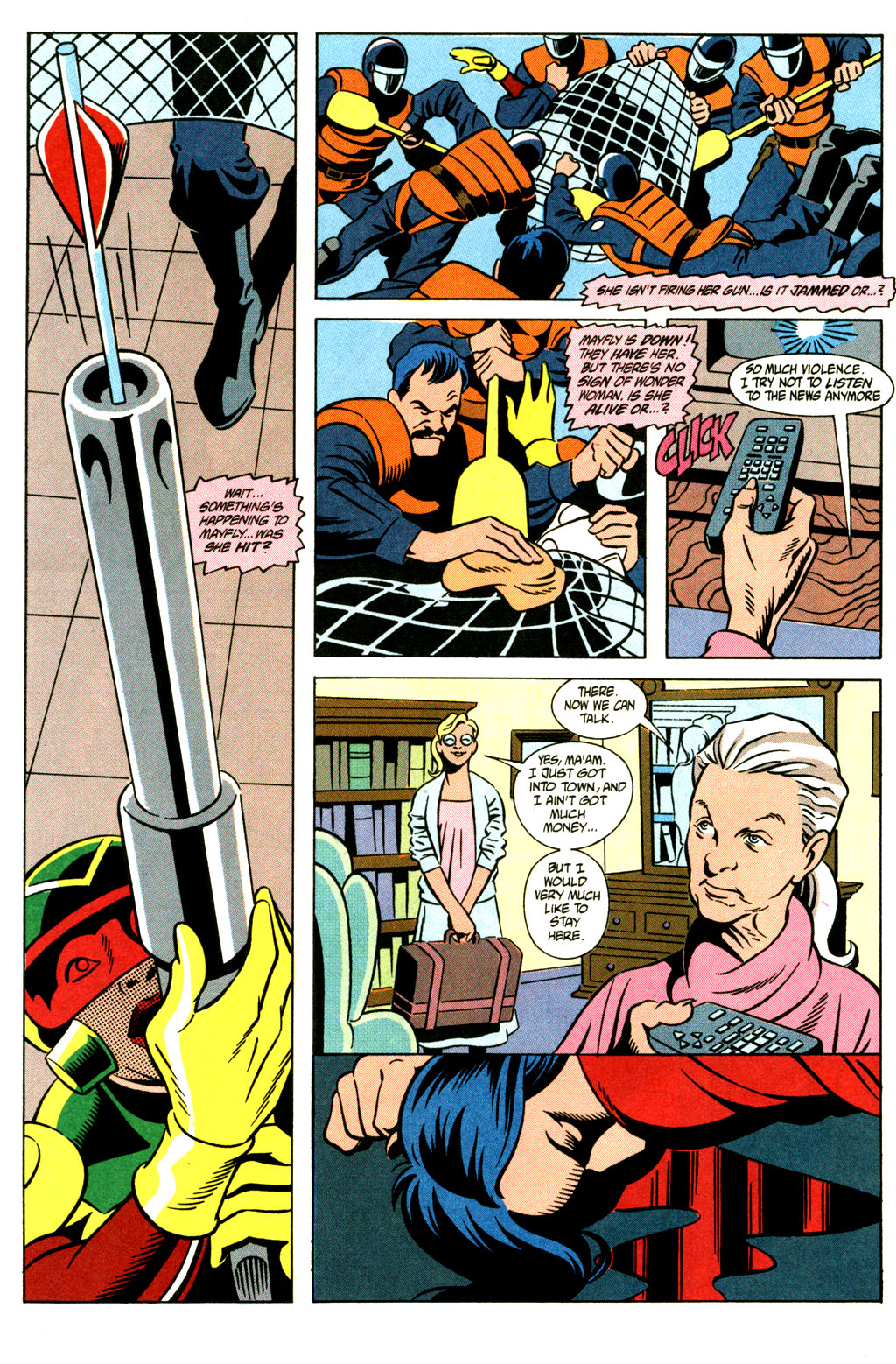 Read online Wonder Woman (1987) comic -  Issue #79 - 24