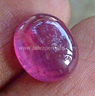 Batu Permata Ruby - ZP 447