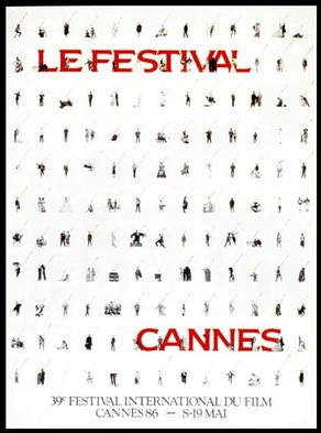 all the cannes film festival posters