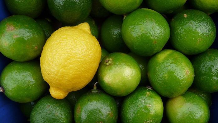 Apa Bedanya Jeruk Nipis Ma Jeruk Lemon