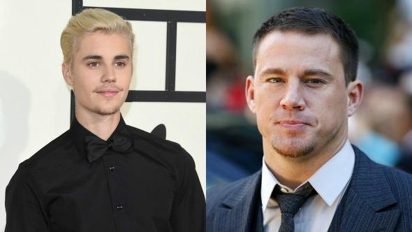 Justin Bieber revela que su crush masculino es Channing Tatum.