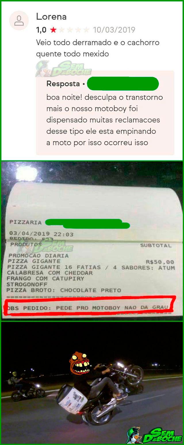 QUERO RECLAMAR QUE O LANCHE VEIO TODO BAGUNÇADO