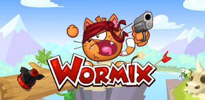 Wormix: Team Tactics PVP & Multiplayer Battles APK for Android