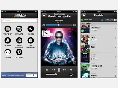 https://itunes.apple.com/es/app/deezer-music/id292738169?mt=8