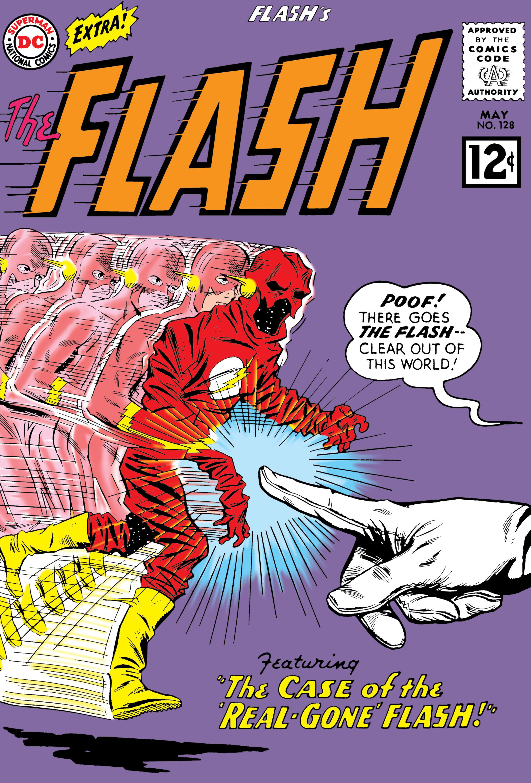 The Flash (1959) 128 Page 1