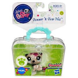 Littlest Pet Shop Shimmer 'n Shine Pets Otter (#2152) Pet