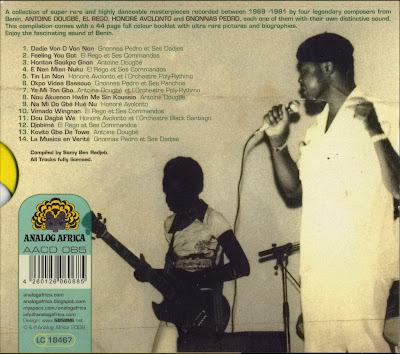 Valvulado: Legends of Benin - Afrika Soul
