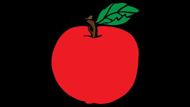 apple fruit free clipart