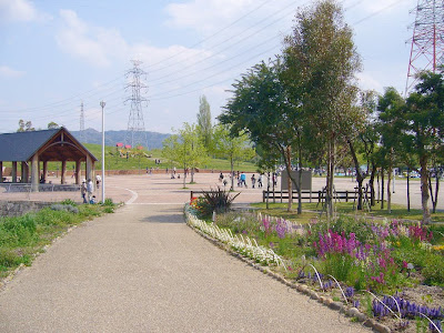 山田池公園・バーベキュー広場