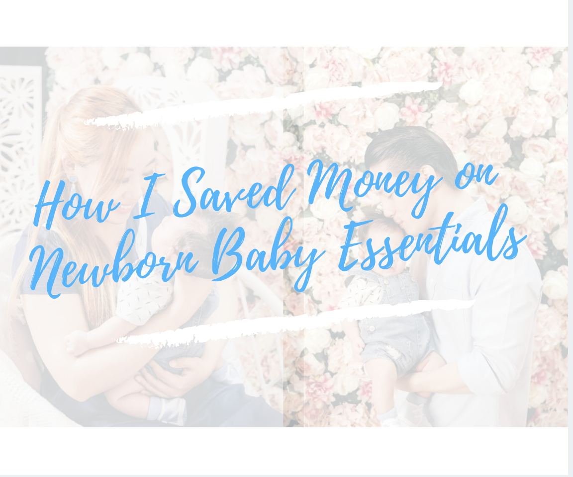457bef02398f SG Budget Babe  Tips  How to Save Money in Your Newborn Baby s First ...