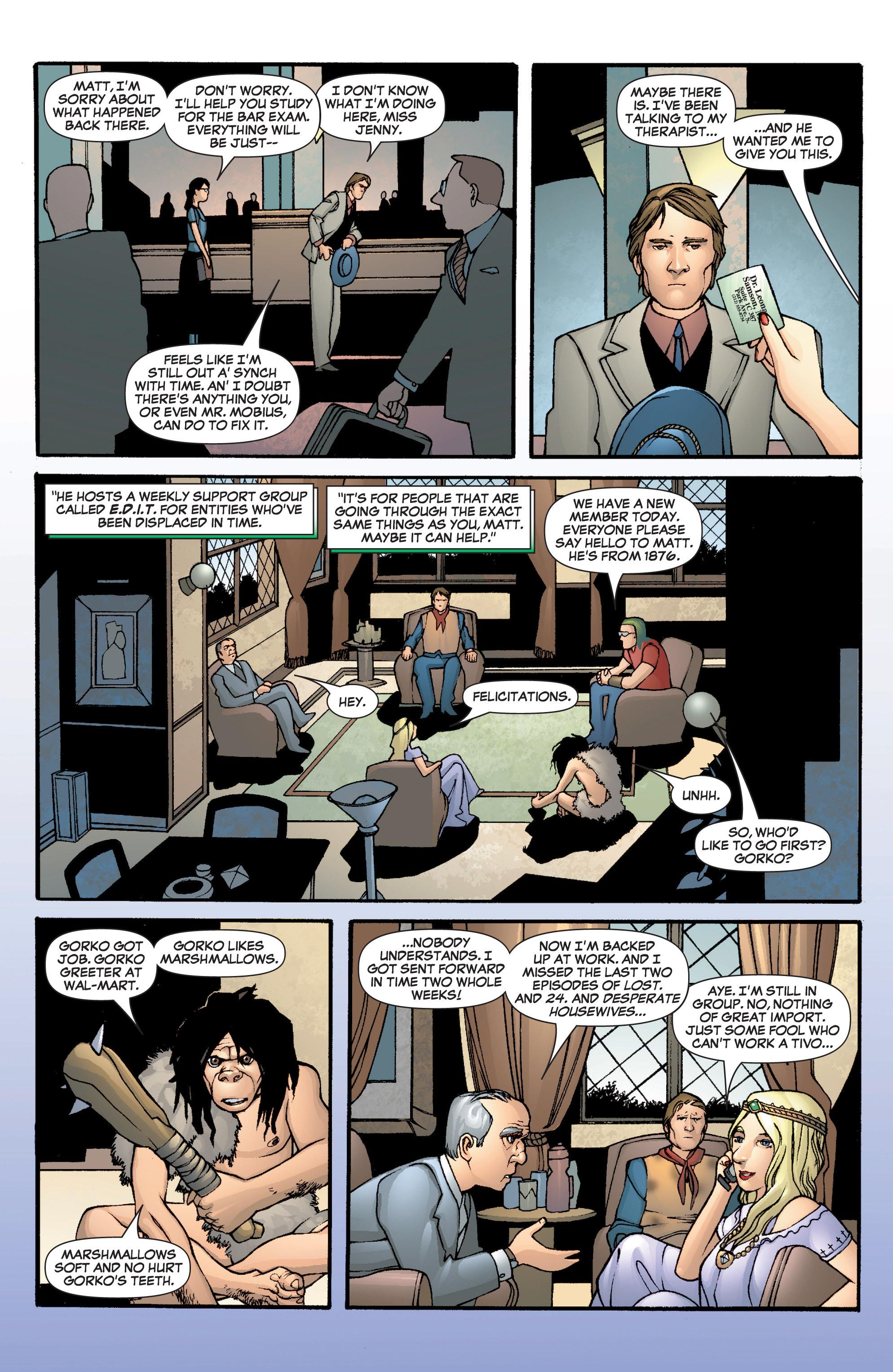 Read online She-Hulk (2005) comic -  Issue #5 - 16