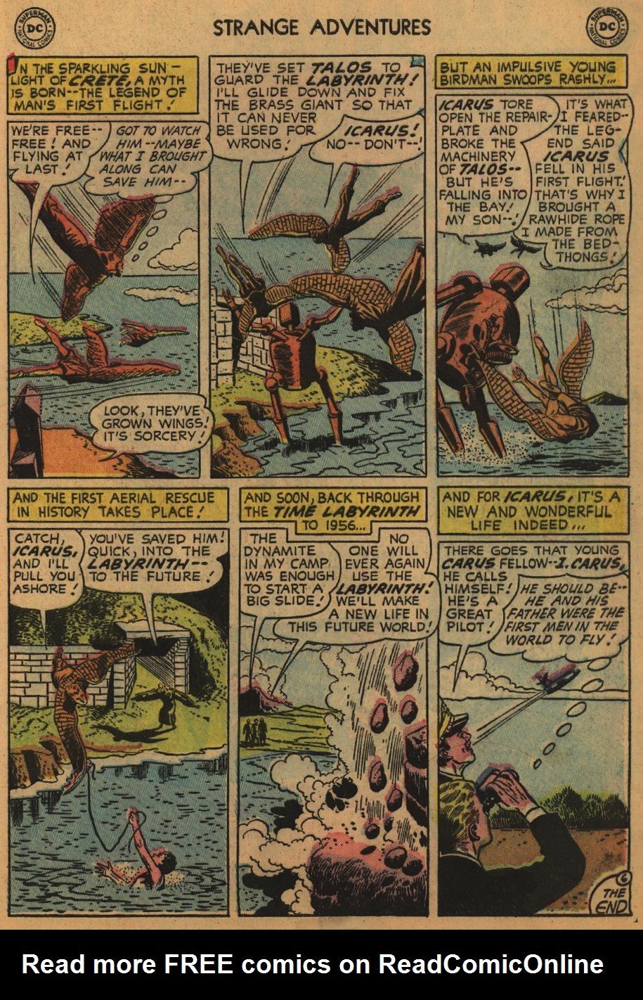 Strange Adventures (1950) issue 67 - Page 33