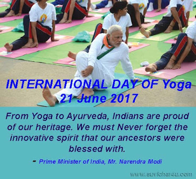 From Yoga to Ayurveda, Indians are proud of our heritage.