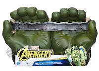 Hasbro Marvel Avengers Infinity War Hulk Gamma Grip Fists